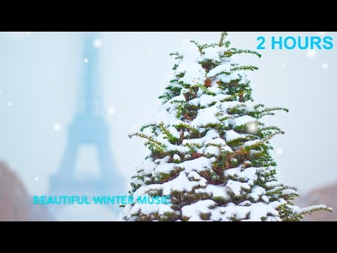 Winter Music and Winter Music Instrumental: 2 HOURS of Winter Music Mix