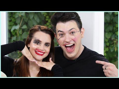 Make Not My Arms Makeup Challenge feat. Rosanna Pansino! Screenshots