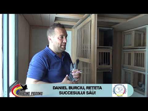 DANIEL BURCIU   RETETA SUCCESULUI SAU