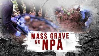 24 Oras: Kalansay ng 3 dinukot at pinatay ng NPA noong 2017, natagpuan sa isang mass grave