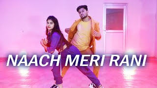Naach Meri Rani: Guru Randhawa Feat. Nora Fatehi | Tanishk Bagchi | Nikhita Gandhi | Shashank Dance