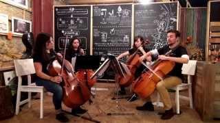 Cierre del Pop-Up Store del Mercado de la Cosecha con Soncello Quartet