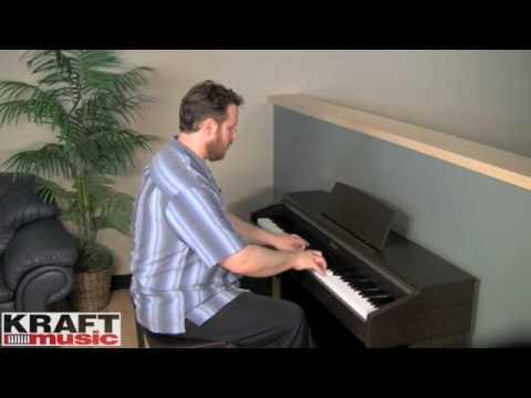 Kraft Music - Casio Celviano AP-220 Digital Piano Demo