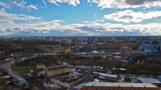 Spring in Rivne
