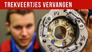 TREKVEERTJES VERVANGEN | VOL GAS MET JOEY