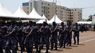 Mali: Défilé Militaire Du 58ème Anniversaire De L'indépendance