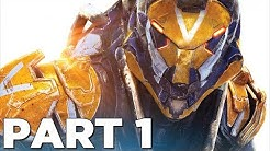 ANTHEM Walkthrough Gameplay Part 1 - INTRO (Anthem Game)