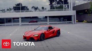 Idea to Life | FT-1 | Toyota thumbnail