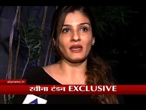 Yeh toh zyada ho gya, says Raveena Tandon on Aamir Khan's 'intolerance' remark