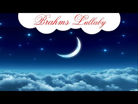 Brahms Lullaby for Babies to go to Sleep | Cradle Song | Baby Lullaby songs go to sleep 12 HOURS
