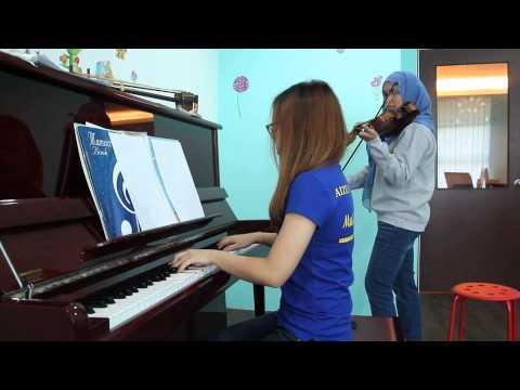 Kun Anta ( Violin by Endang ) Humood AlKhudher - حمود الخضر - كن أنت