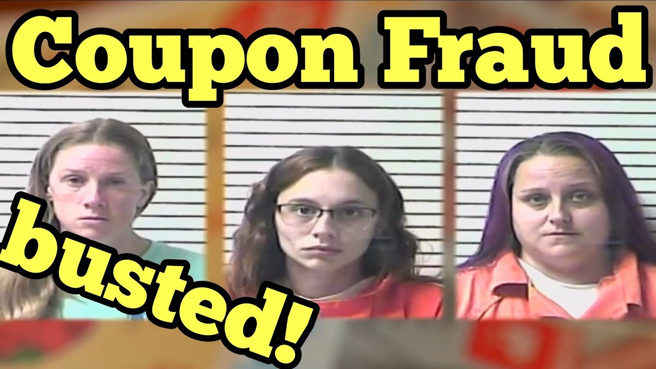 Coupon Fraud Crime Ring Caught | 50% Off Halloween Early Clearance