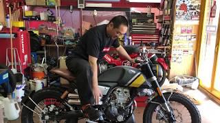 2016-Yamaha-Avantiz-Ego-2-1 Yamaha 125Cc