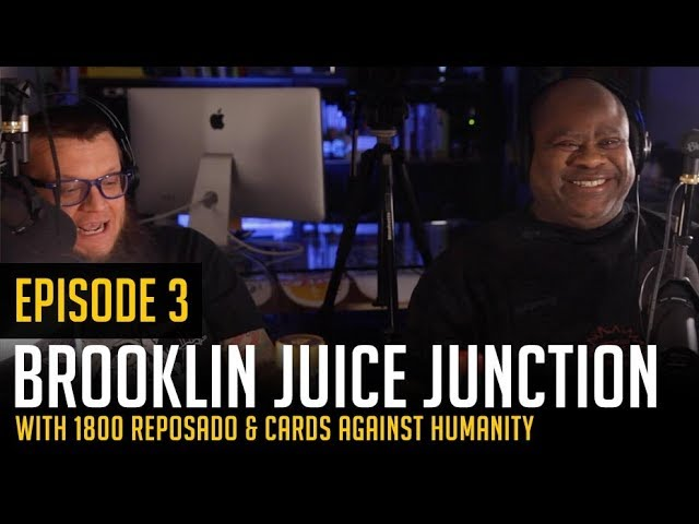 Ep. 3 From The Bunker Podcast - Paul Fowler/Brooklin Juice Junction and Health Shop