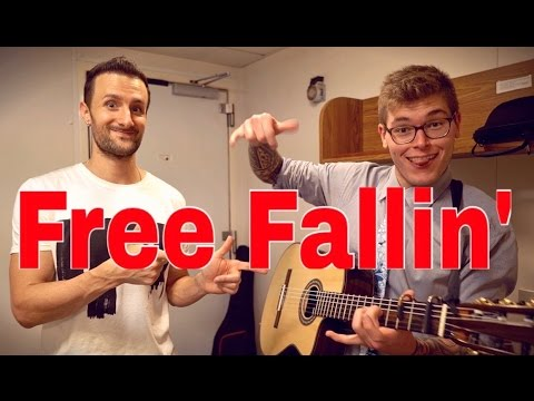 Free Fallin' - Tom Petty cover - feat. Danny Shamess