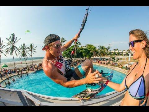 Nitro City - Party Starter Ft. Mr. Fun ( kiteboarding Movie )