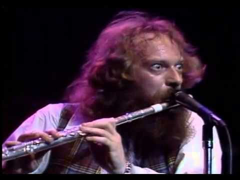 Jethro Tull - No Lullaby Flute solo (live at