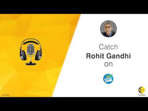 Good Morning Mumbai Radio One 94.3 with WION's Editor-in-chief  Rohit Gandhi