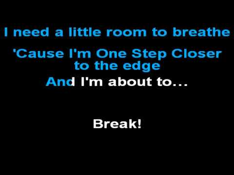 Linkin Park - One Step Closer (Karaoke Lyrics) [NEW VERSION]