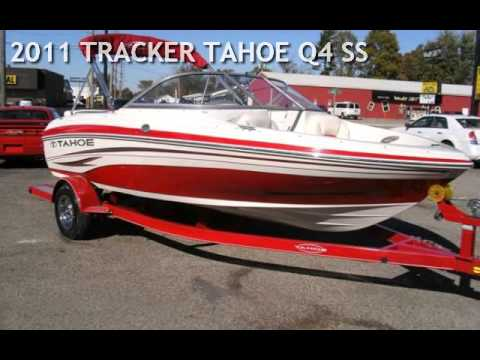 2011 TRACKER TAHOE Q4 SS for sale in Angola, IN