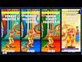 Street Fighter II DHALSIM Graphic Evolution 1992-1996 (Super Nintendo) SNES