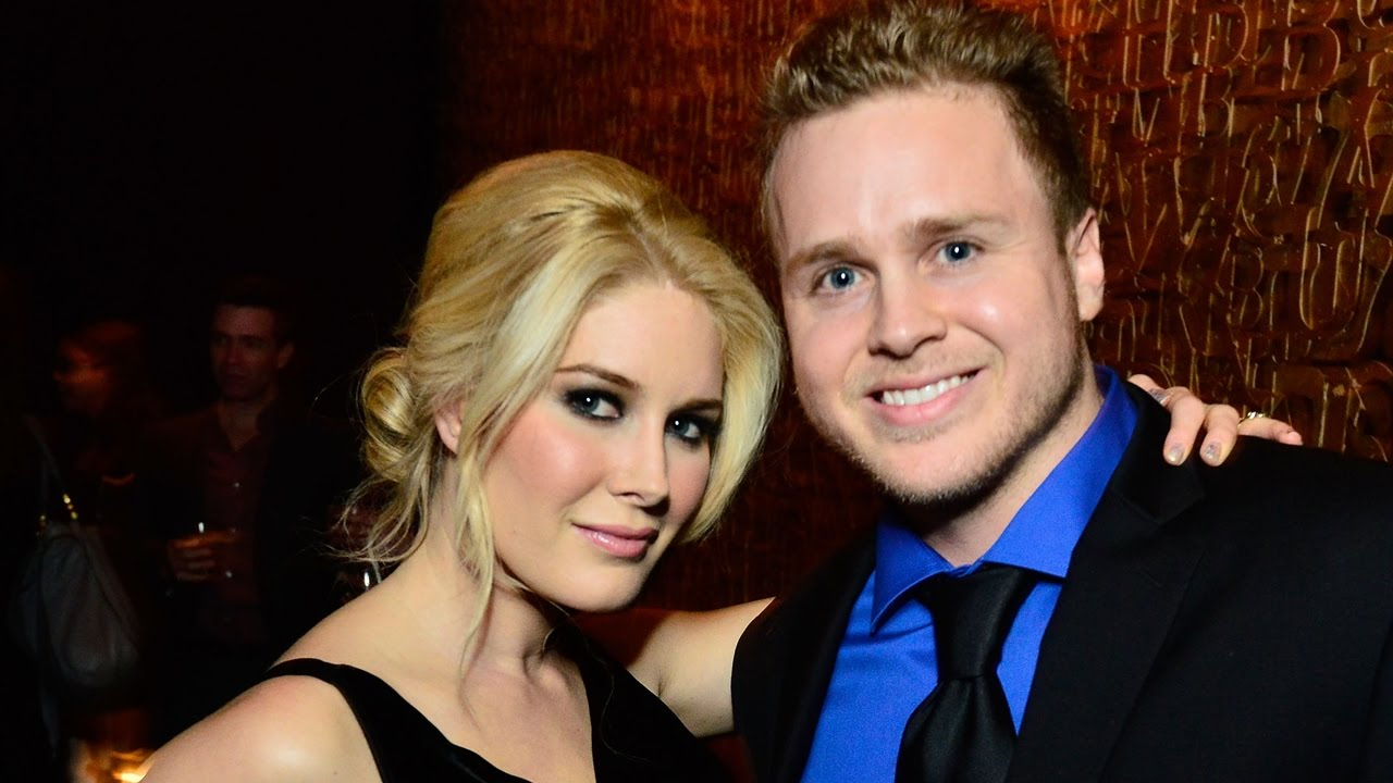 Heidi Montag and Spencer Pratt Are Expecting a Baby Boy