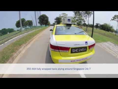 Moove Creates Singapore's First Concept Taxi