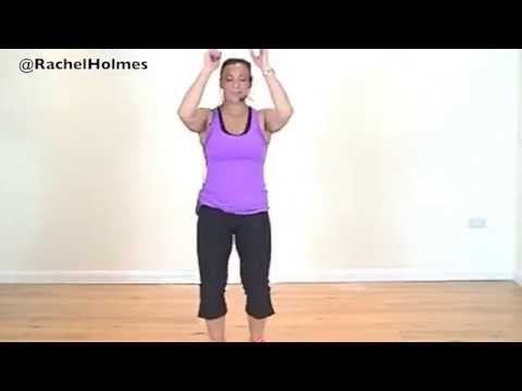 Beautiful People Power Conditioning Track from Get Fit with Mel B Workout