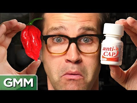 Can This Pill Take The Spice Out of Spicy Food?