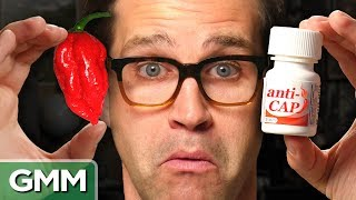 Video Can This Pill Take The Spice Out of Spicy Food? download MP3, 3GP, MP4, WEBM, AVI, FLV Juli 2018
