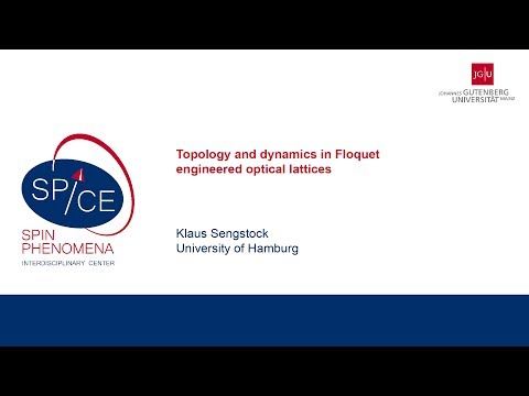 Talks - Non-equilibrium Quantum Matter - Klaus Sengstock, University of Hamburg