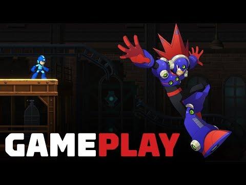 Full Mega Man 11 Stage - Blast Man