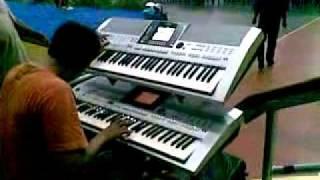 Electone Samarinda Wadawa Music