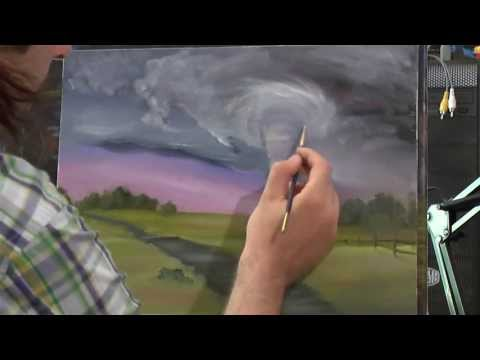How To Paint A Twister