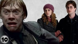Disturbing Harry Potter Facts