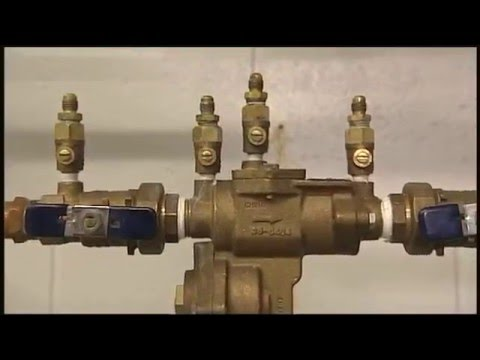Backflow Prevention - Water Safety & Health - ASSE International