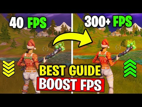 Potential Lag/Stuttering/FPS Fixes For PC/Laptop (Windows 10) - Fortnite Chapter 2 | TamashaBera