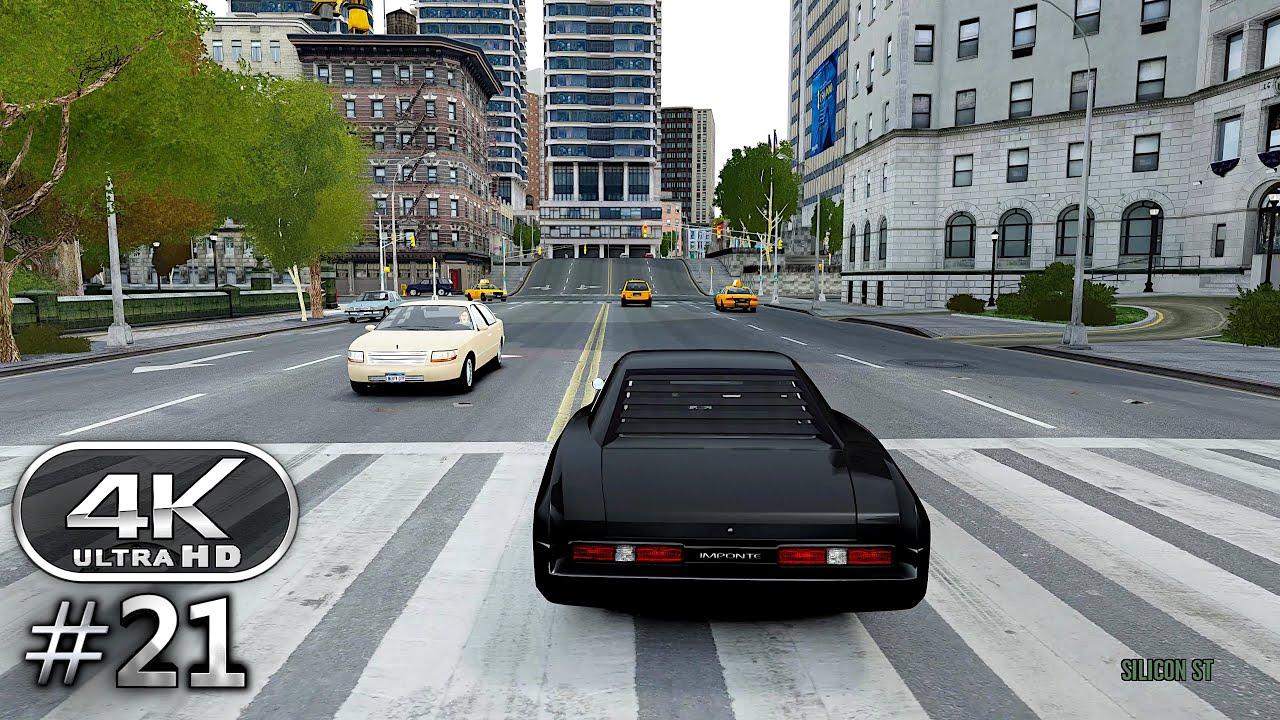 Grand Theft Auto 4 Gameplay Walkthrough Part 21 - GTA 4 4K 60FPS (ULTRA HD)  - YouTube