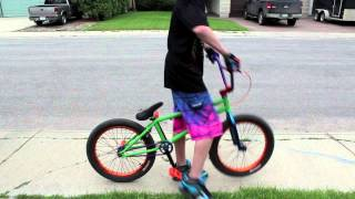 How to Bunnyhop on a BMX Bike