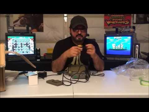 Rob Talks: PC Engine CoreGrafx II with Super CD-ROM2 Unboxing and Overview
