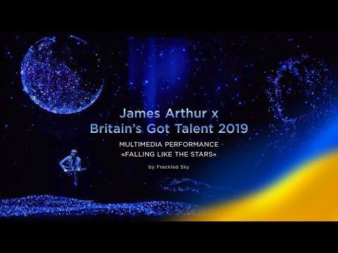 James Arthur X Britain's Got Talent 2019