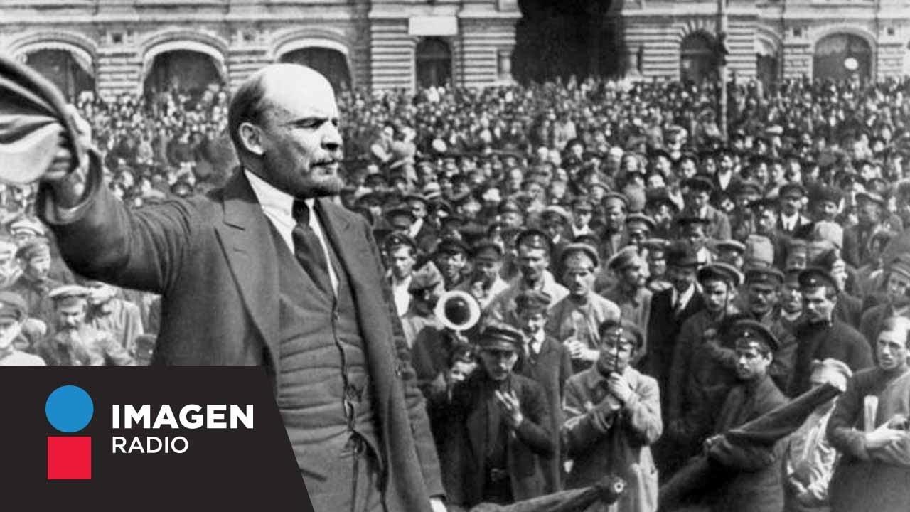 En la revolucion rusa revolucionaria
