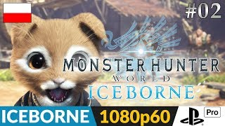 Monster Hunter World ICEBORNE PL z Arlinką  odc.2 (#2) ❄️ Jelon + mini-gra