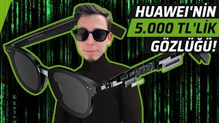Huawei'nin 4.999 TL'lik akıllı gözlüğü! - Huawei X Gentle Monster Eyewear II