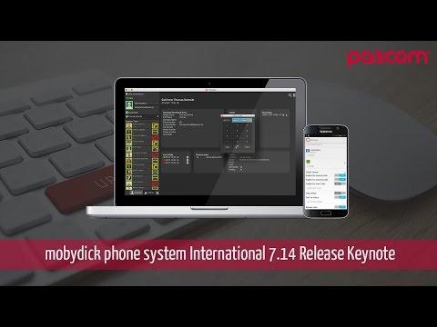 mobydick 7.14 Release Keynote [english]