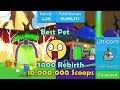 Update Unicorn Pet New Obby 3000 Rebirth Ice Cream Simulator mp3