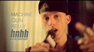 Machine Gun Kelly - HNHH Exclusive Interview