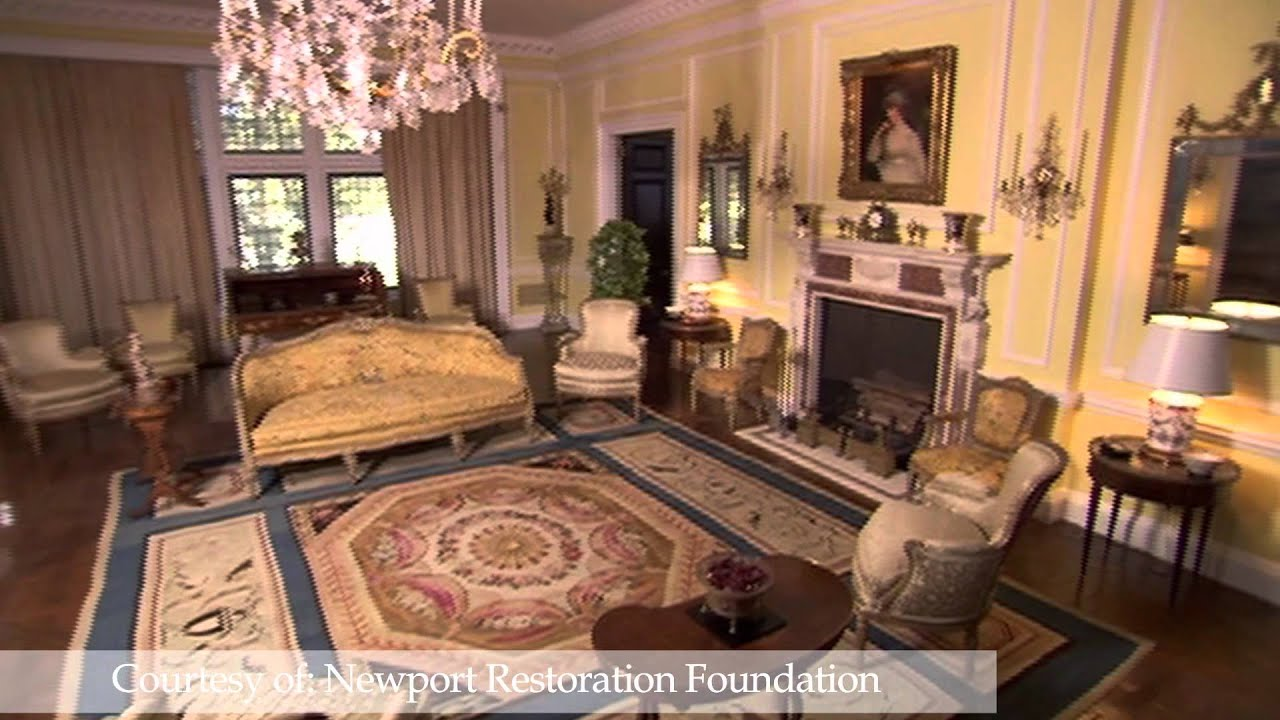 The Mansions Of Newport, Rhode Island | The Coolest Stuff On The Planet    YouTube
