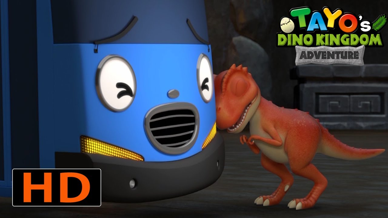 *NUEVO* 🦖 CLIP de Tayo Reino Dino (3/3) l Tayo el película Reino Dino l Tayo Español