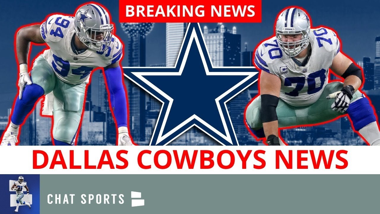 Dallas Cowboys get Zack Martin back but Randy Gregory goes on ...